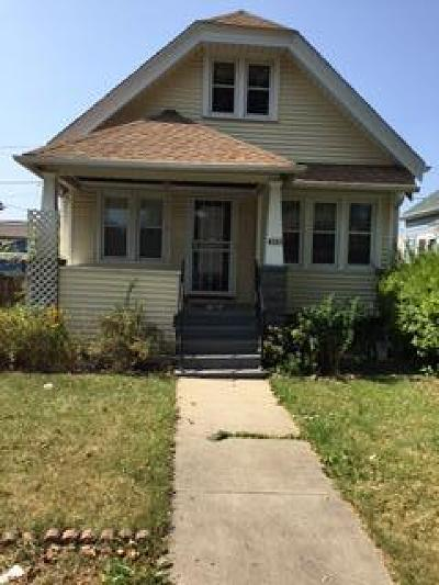Milwaukee Single Family Home For Sale: 4121 N 26th St
