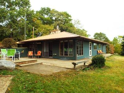 Single Family Home Active Contingent With Offer: N8331 County Road P