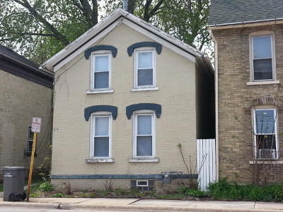 Jefferson County Single Family Home For Sale: 314 N 4th St