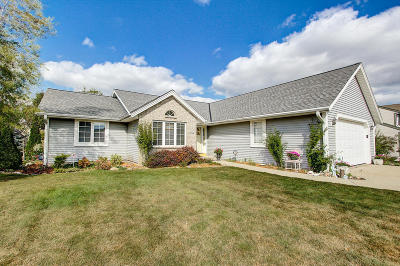 Franklin Single Family Home Active Contingent With Offer: 8700 W Elm Ct
