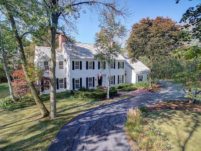 Ozaukee County Single Family Home For Sale: 10273 N Range Line Ct