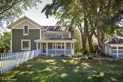 Menomonee Falls Single Family Home Active Contingent With Offer: N96w16751 County Line Rd