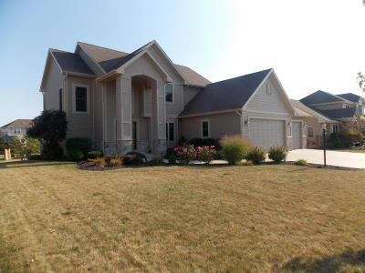 Pleasant Prairie Single Family Home Active Contingent With Offer: 9413 Ashbury Ln