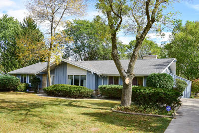 Mequon Single Family Home Active Contingent With Offer: 11104 N Oriole Ln