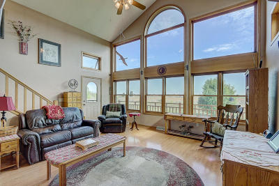 Ozaukee County Single Family Home Active Contingent With Offer: 5142 Six Mile Rd