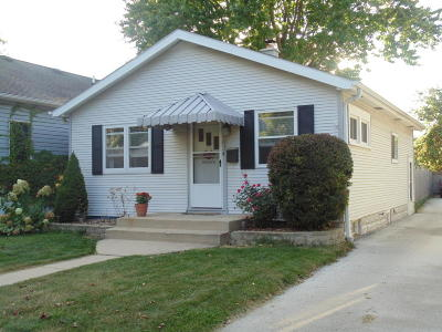 Milwaukee Single Family Home For Sale: 163 N 62nd St