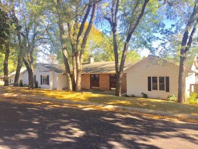 Watertown Single Family Home For Sale: 1400 Livsey Pl