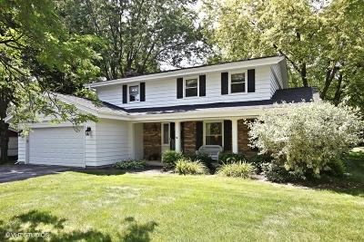 Brookfield Single Family Home Active Contingent With Offer: 2495 De Carlin Dr