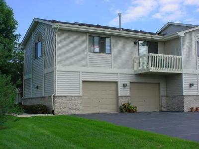 Kenosha County Condo/Townhouse Active Contingent With Offer: 7211 98th Ave #8i