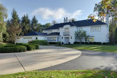 Elm Grove Single Family Home Active Contingent With Offer: 1600 Highland Dr