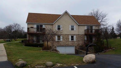 Mequon Condo/Townhouse For Sale: 10615 N Ivy Ct #33