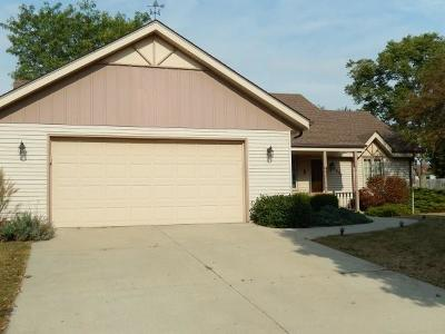 Kenosha Single Family Home Active Contingent With Offer: 2430 43rd Ave
