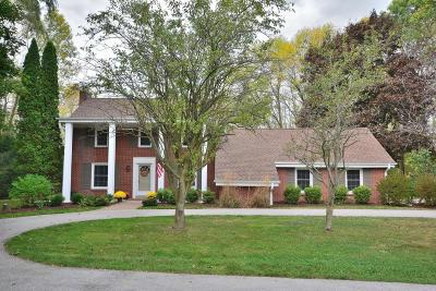 Ozaukee County Single Family Home Active Contingent With Offer: 12139 N Lake Shore Dr
