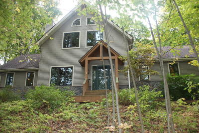West Bend Single Family Home For Sale: 4593 Beaver Dam Rd
