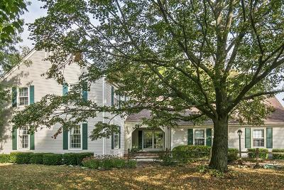 Brookfield Single Family Home Active Contingent With Offer: 3250 Parkside Dr