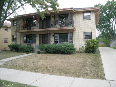 West Allis Multi Family Home For Sale: 9724 W Oklahoma