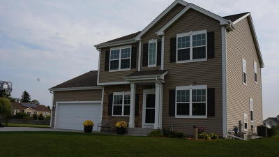 Cedarburg Single Family Home For Sale: 3712 Strawberry Glen