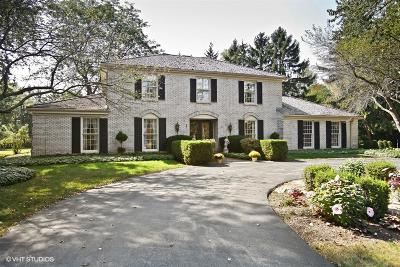 Milwaukee County Single Family Home For Sale: 1485 E Fairy Chasm Rd