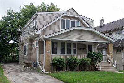 Shorewood WI Two Family Home For Sale: $279,900