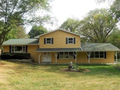 Single Family Home Active Contingent With Offer: 3322 Silver Lake Dr