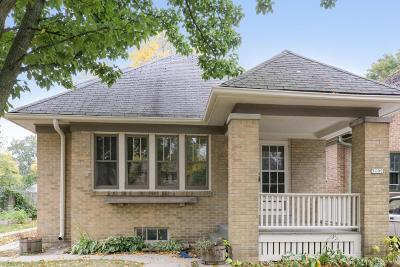 Whitefish Bay Single Family Home Active Contingent With Offer: 5109 N Elkhart Ave