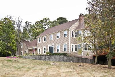 Hartland Single Family Home Active Contingent With Offer: W279n7090 Mill Pond Way