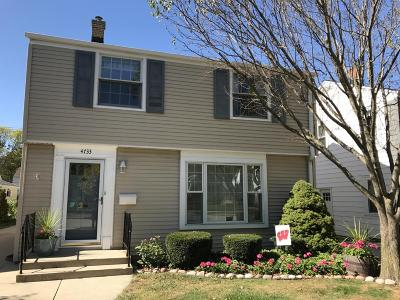 Whitefish Bay Single Family Home Active Contingent With Offer: 4733 N Idlewild Ave