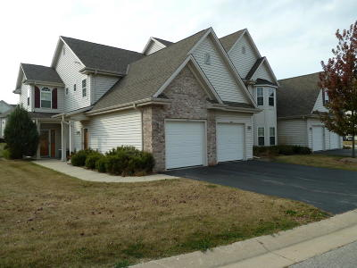 Slinger Condo/Townhouse Active Contingent With Offer: 455 Cedar Ct