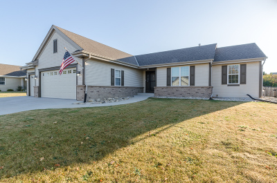 Watertown Single Family Home Active Contingent With Offer: 813 Chadwick Dr