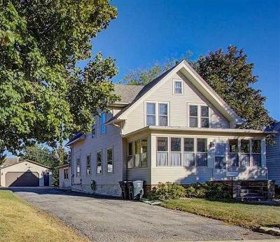 Jefferson Single Family Home Active Contingent With Offer: 128 S Dewey Ave
