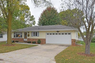 Watertown Single Family Home Active Contingent With Offer: 1512 Prospect St