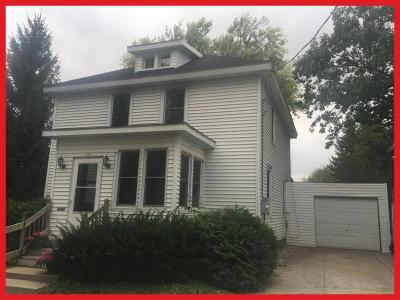 Watertown Single Family Home Active Contingent With Offer: 808 Harrison St