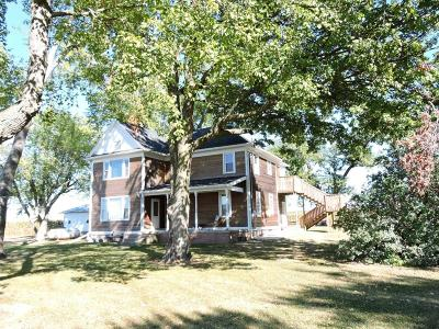 Walworth Single Family Home Active Contingent With Offer: N130 Us Highway 14