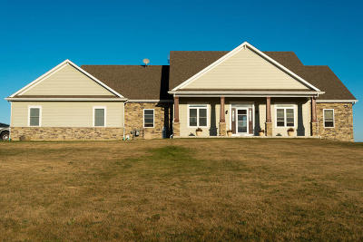 Kenosha County Single Family Home Active Contingent With Offer: 839 172nd Ave