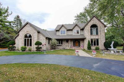 Menomonee Falls Single Family Home For Sale: N75w16161 Colony Rd