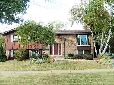 Kenosha Single Family Home For Sale: 6822 Pershing Blvd