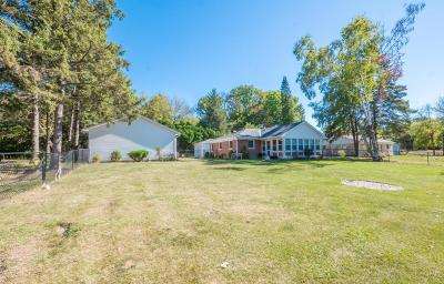 Menomonee Falls Single Family Home Active Contingent With Offer: W204n6674 Lannon Rd