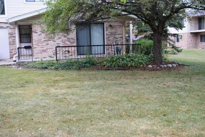 Greenfield Condo/Townhouse Active Contingent With Offer: 4452 S Greenridge Cir