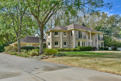 Brookfield Single Family Home Active Contingent With Offer: 1875 Derrin Ln