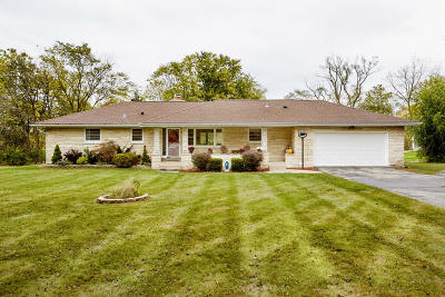 Brookfield Single Family Home Active Contingent With Offer: 3360 Sunny View Ln
