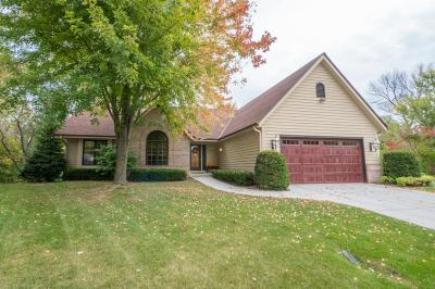 Cedarburg Single Family Home Active Contingent With Offer: N47w6730 Windwood Ct