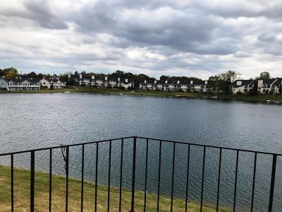 Franklin Condo/Townhouse Active Contingent With Offer: 8376 S Tuckaway Shores Dr