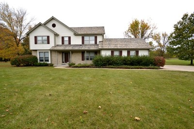 Mequon Single Family Home For Sale: 11919 N Bridgewater Dr