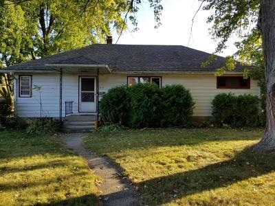 Watertown Single Family Home For Sale: 1019 Wilbur St