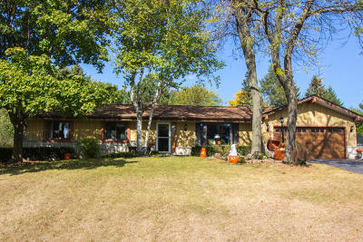Single Family Home Active Contingent With Offer: 3164 Glacier Dr