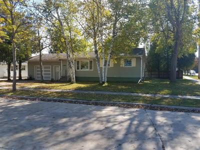 Two Rivers WI Single Family Home For Sale: $64,500