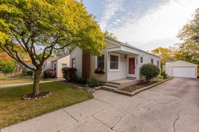 Whitefish Bay Single Family Home For Sale: 4628 N Woodruff Ave
