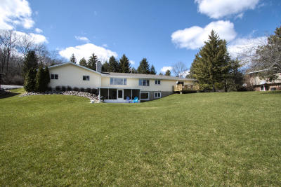Whitewater Single Family Home Active Contingent With Offer: N7834 Hillside Dr