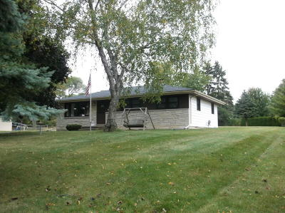 Greenfield Single Family Home For Sale: 4647 S 35th St