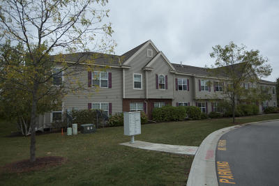 Washington County Condo/Townhouse Active Contingent With Offer: W206n16618 Blackberry Cir #2327 Jac